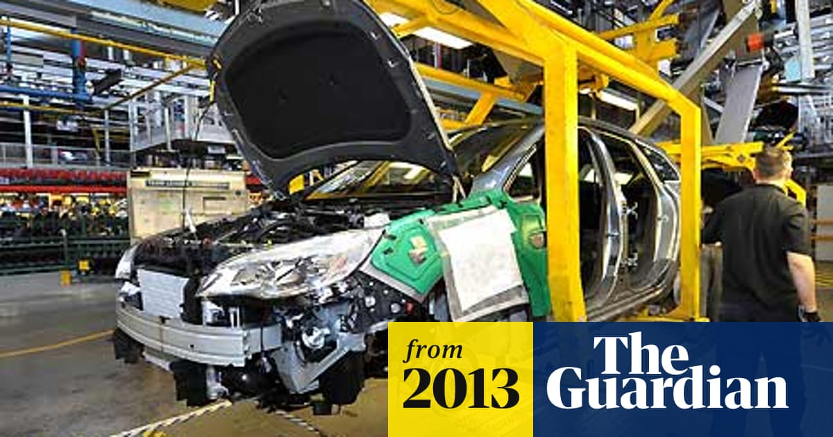 UK motor industry's £1bn initiative set to create ...