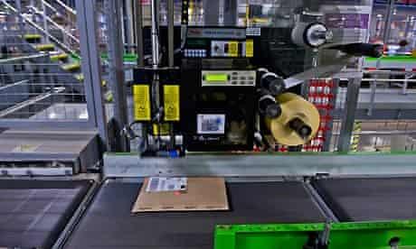 Tax reform - Amazon warehouse