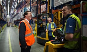 George Osborne - GDP