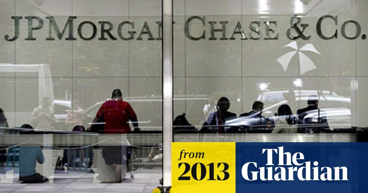 US prosecutors charge two JP Morgan traders over 'London