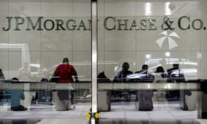 JP Morgan Chase World HQ on Park Avenue, New York