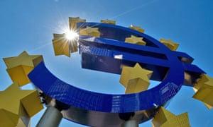 European Central Bank (ECB) in Frankfurt Main, Germany