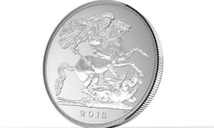 £20 coin unveiled by Royal Mint