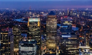 Financial services – Canary Wharf
