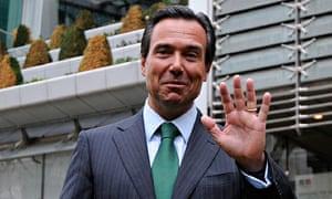 Lloyds CEO Antonio Horta-Osorio