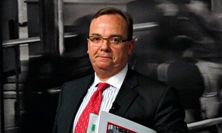 HSBC CEO Stuart Gulliver
