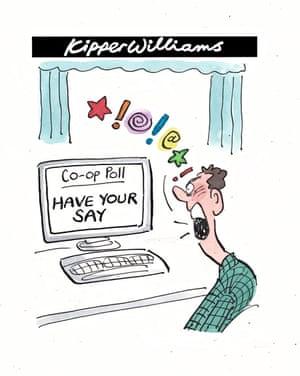 Kipper Williams on Co-op
