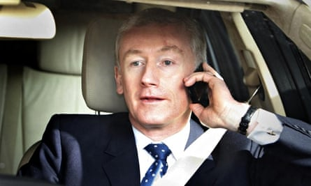 Former RBS chief Fred Goodwin