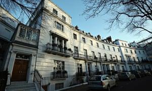 Egerton Crescent, London