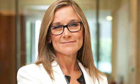 Burberry CEO Angela Ahrendts is leaving for Apple