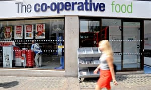 Co-op Group loses £2 5bn after 'fundamental failings in management