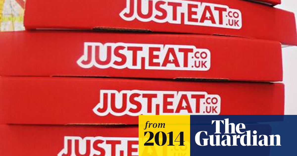 Just Eat shares rise on stock market debut