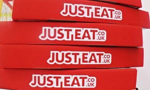Just Eat has floated on the stock market