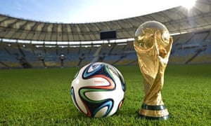 Rival World Cup protest songs jostle for football fans' attention