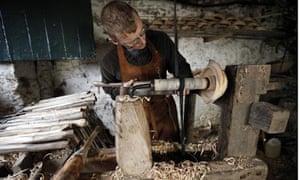 Robin Wood wood turner