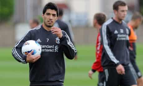 Luis Suárez has looked far from jaded so far this season