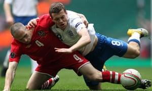 Soccer - UEFA Euro 2012 - Qualifying - Group G - Wales v England - Millennium Stadium