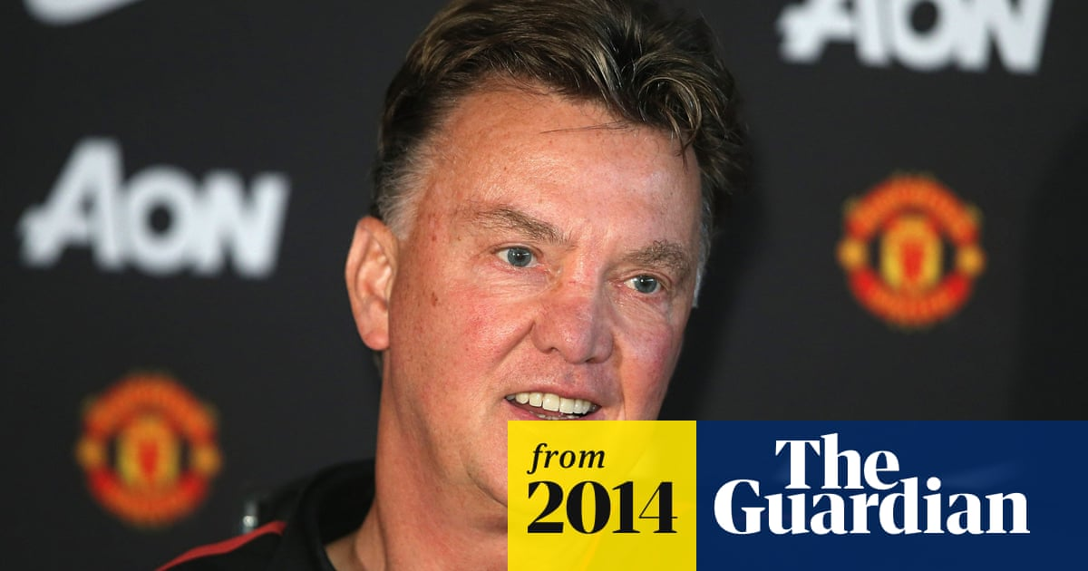 Louis Van Gaal: A Win At WBA Can Spark Manchester United's