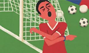 Oliver Burkeman: goals