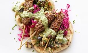 Yotam Ottolenghi's ultimate lamb kebab