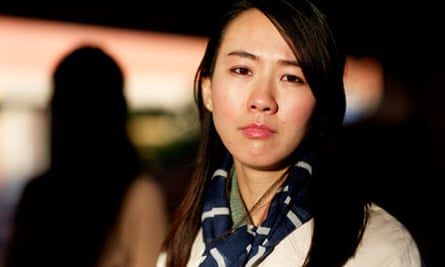 Jin Yang is angry at her treatment as she awaits possible deportation.