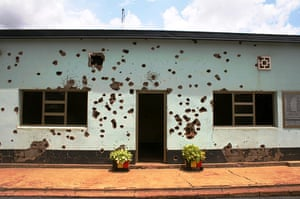 Holocaust Memorial Day: The former headquarters of the Rwandan army where the genocide was planned