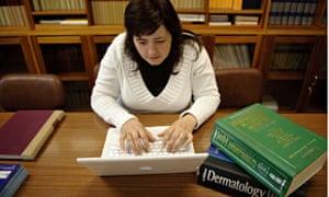 academic library