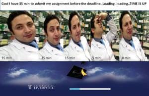Online learning: DrTawfik