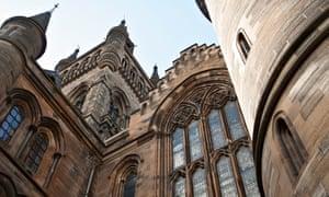 Glasgow University Scottish students