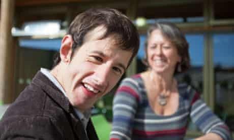 Joe Rae has made 'extraordinary' progress at his specialist residential college, says his mother