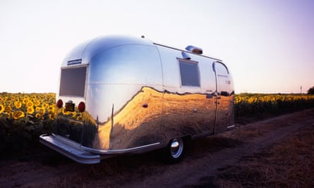 The Free University Brighton will hold classes in an Airstream trailer.