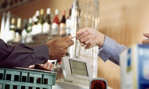 Because a prepay card allows local authorities to see what's being spent in real time