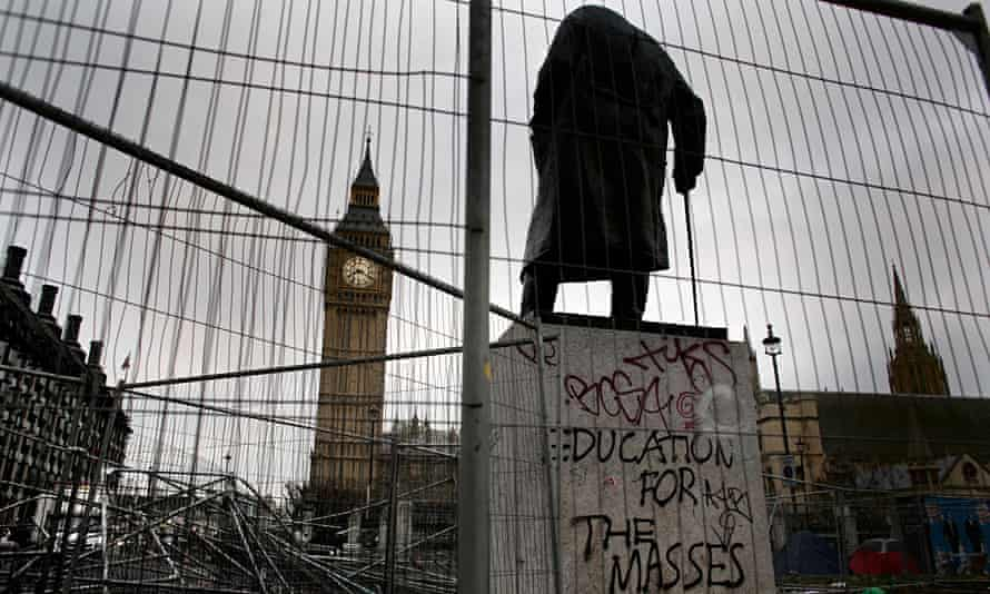 Tuition fees protests