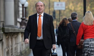 Norman Baker resigns