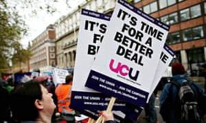 Lecturers' strike