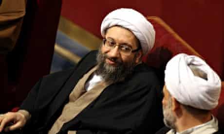Sadeq Larijani