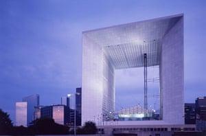 Architecture: Grande Arche