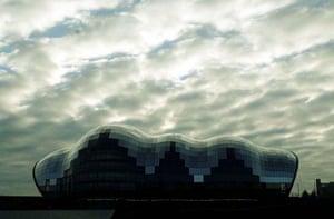 Architecture: The Sage Music centre in Gateshead