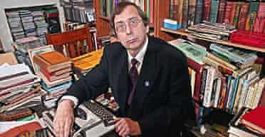 Professor Jeffrey Richards, cultural historian