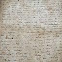 Isaac Newton's alchemy notebook