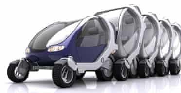 MIT Smart Cities car