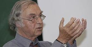 Nobel laureate Robert Huber joins Cardiff University
