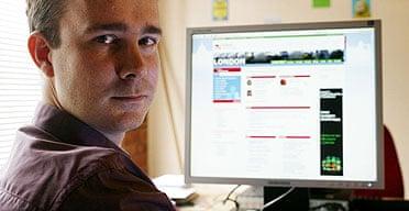 Matt Brown, London editor of the Nature Network