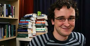 Philosophy student Joe Cunningham