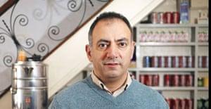 Panikos Panayi, Professor of European History at De Montfort University
