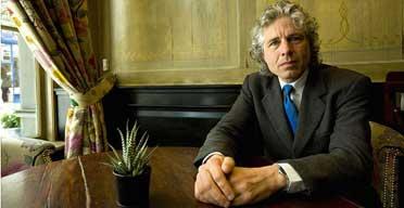 Steven Pinker from Harvard University's department of psychology