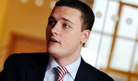 Wes Streeting, the president of the National Union of Students