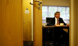 Prof Rick Trainor, the vice-chancellor of Kings College London and  president of Universities UK