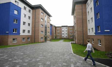 Accommodation for students at Lancaster University