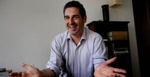 Mark Mazower, professor of history at Columbia University